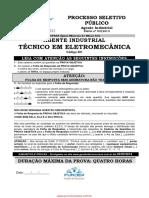 401 - Tecnico Em Eletromecanica