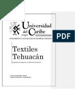 Textiles Tehuacán