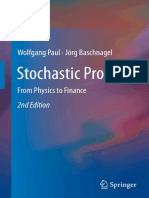 Stochastic Proceses