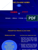 Pengelolaan Hama New