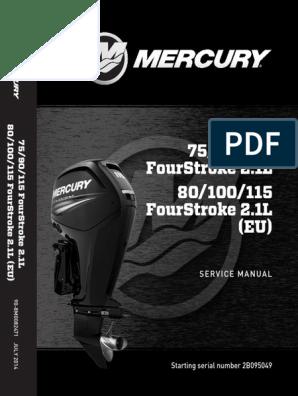 m-75-90-115_FourStroke_2 1L | Piston | Gear