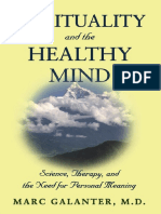 Marc Galanter M.D.-spirituality and the Healthy Mind_ Science, Therapy, And the Need for Personal Meaning-Oxford University Press (2005)