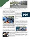 2007 Fall-Winter Current News, Clackamas River Basin Council