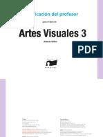 Planeacion Artes 3