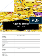 Agenda Emoticones