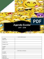 Agenda Emoticones