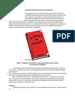 Sejarah Gerakan Palang Merah Dan Bulan Sabit Merah Internasional