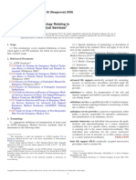 F1177-02(2009) Standard Terminology Relating to Emergency Medical Services
