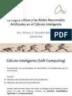 La Lógica Difusa y Las Redes Neuronales Artificiales en El Cálculo Inteligente