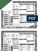 DCC RPG Lanhmar Pregens
