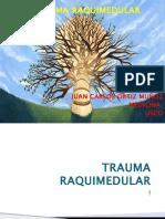 2. Trauma Raquimedular Ortiz
