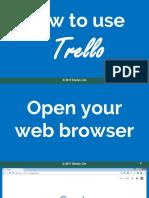 How to Use Trello