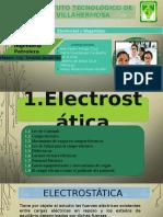 Electrostática Unidad 1