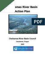 Clackamas River Basin Action Plan June 2005