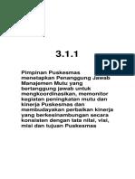 Kriteria Bab 3