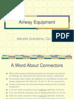 Airway Equipment