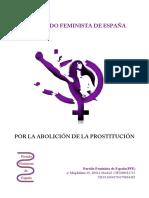 Por la abolición de la prostitución