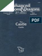 DMGR2 - The Castle Guide (2E)