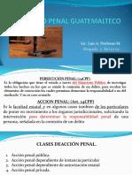Derecho Procesal Penal Conferencia Lic Perdomo 2017