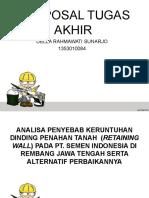 seminar proposal transportasi