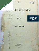Crimen Del Aguacatal