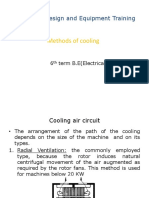(13) Methods of Cooling