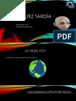 Expo Adultez Tardía