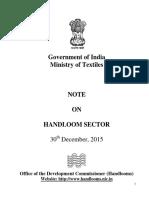 Handloom Industry