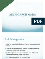 Arch Garch