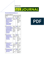 All Articles in Register Journal 2017