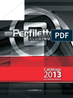 Carpinterias  Perfiletto_catalogo_2013