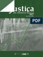 Desempenho do Poder Judiciário no Brasil - Ano 2016 - CNJ