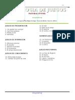 ANTOLOGIA DE JUEGOS.doc