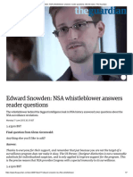 Edward Snowden_ NSA Whistleblower Answers Reader Questions _ World News _ the Guardian