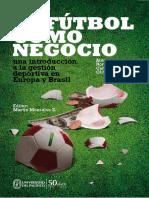 Futbol Negocio Libro