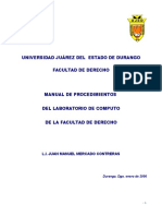 Manual de Procedimientos Laboratorio de Computo (1).doc
