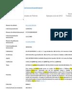 Patentes De alarmas vecinales