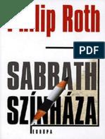 Sabbath Szinhaza - Philip Roth