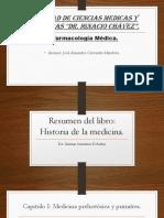 Resumen Del Libro Historia de La Medicina