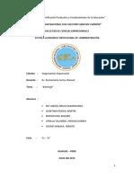 Monografia Ley de Arbitraje DL N° 1071.docx