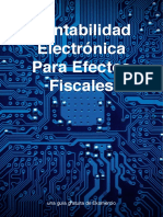 Ekomercio Contabilidad Electronica Efectos Fiscales