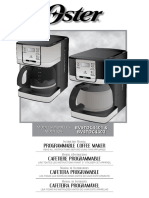 375660 - Oster Manual Coffe
