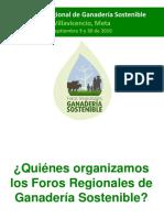 Apertura Proyecto Ganadería Colombiana Sostenible