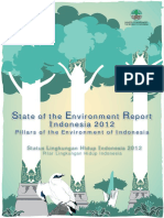 State of the Environment Report Indonesia 2012
