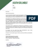 Letter for Venue-HSB Covenant Orientation(Palo Alto)