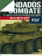 Blindados de Combate 16-Zis-6 BM 13 Katyusha