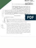 Contrato de Ramiro Escoto en El IJA