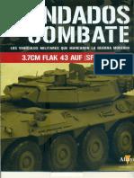 Blindados de Combate 29-3.7CM Flack 43 AUF(SF)SWS