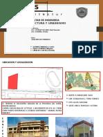 Analisis Terreno Para Museo