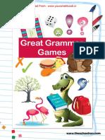 Great Grammar Games